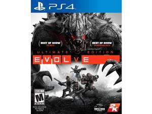 Evolve Ultimate Edition for Sony PS4