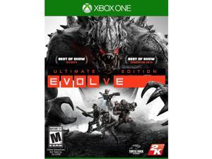 XBOX ONE Evolve Ultimate Edition