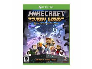 Minecraft: Story Mode - Season Pass Disc for Xbox One