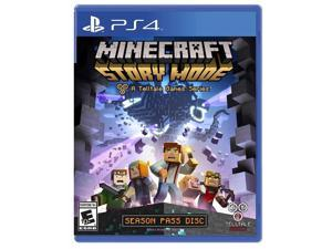 Minecraft: Story Mode - Season Pass Disc for Sony PS4