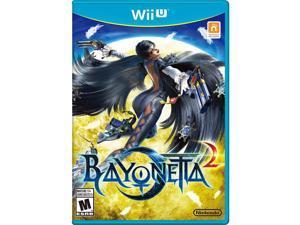 Nintendo Bayonetta 2 - Action/Adventure Game - Wii U