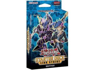 Yu-Gi-Oh! Starter Deck: Link Strike Trading Card Game
