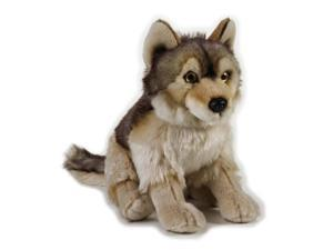 National Geographic Lelly Plush - Wolf