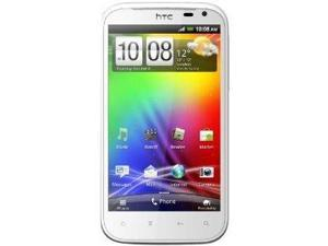 Kit Me Out USA 5 Screen Protectors with MicroFibre Cleaning Cloth for HTC Sensation XL