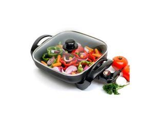 "12"" Non-Stick Electric Skillet"