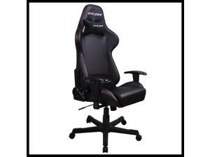 DXRacer Formula One Automotive Racing Desk Chair OH/FD99/N Office Chair eSports Chair Furniture Executive Chair with Free Cushions and Lifetime Warranty