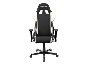 DXRacer Formula Series OH/FH11/NW Newedge Edition Racing Bucket Seat Office Chair Pc Gaming Chair Computer Chair Vinyl Desk Chair With Pillows