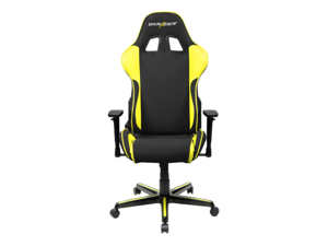 DXRacer Formula Series OH/FH11/NY Newedge Edition Racing Bucket Seat Office Chair Pc Gaming Chair Computer Chair Vinyl Desk Chair With Pillows
