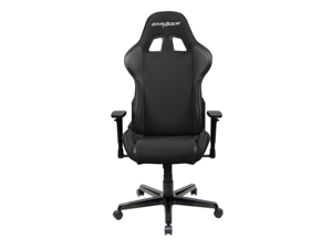 DXRacer Formula Series OH/FH11/N Newedge Edition Racing Bucket Seat Office Chair Pc Gaming Chair Computer Chair Vinyl Desk Chair With Pillows