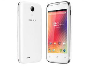 "BLU Star 4.0 S410 White Unlocked 3G 4G Dual SIM 4"" Screen Android 4.2 S410a"