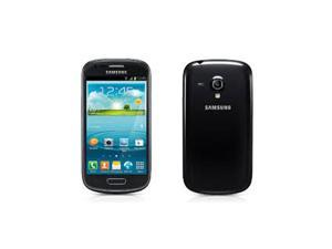 Samsung Galaxy S3 mini GT-i8190L/GT-i8190 White 3G Dual-Core 1.0GHz 8GB Unlocked Cell Phone