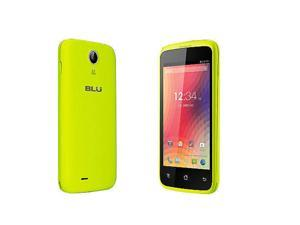 "BLU Star 4.0 S410 Yellow Unlocked 3G 4G Dual SIM 4"" Screen Android 4.2 S410a"