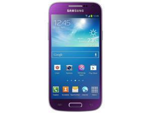 Samsung Galaxy S4 mini GT-I9190 White 3G Dual-Core 1.7GHz Unlocked Cell Phone