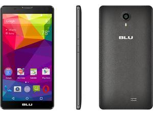 BLU Energy X LTE with mAh 400 Super Batter- GSM Unlocked - Black E0010uu