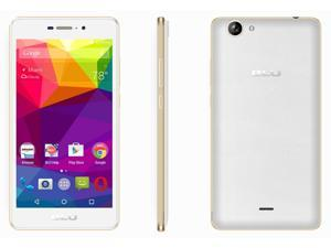 Blu Life XL L0051UU White Unlocked GSM Quad-Core Phone
