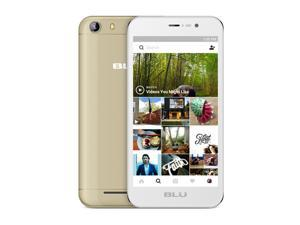"BLU Energy X Plus 2 E150q 5.5"" Cell Phone GSM 3G 8GB Unlocked Android NEW"