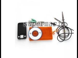 Upgrade DSO201* DSO504 Mini Digital Oscilloscope Kit BandWidth-4Mhz SamR-50Ms/s