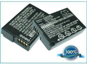 850mAh Battery For Panasonic Lumix DMC-GF2, Lumix DMC-GF2CK, Lumix DMC-GF2CS