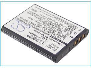 740mAh Battery For Panasonic HX-DC1EB-H, HX-DC1EB-K, HX-DC1EB-R, HX-DC1EF-H