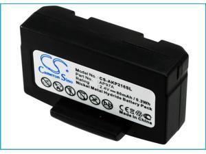 80mAh Battery For AKG Balance K122IR, Balance K216AFC, Balance T216AFC