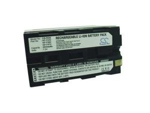 6600mAh Battery For SONY PBD-V30 (DVD Player), CCD-TRV25, CCD-TRV98, CCD-TR76