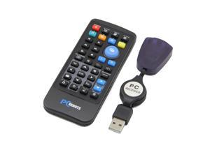 New Wireless USB PC Remote Control Controller Mouse For PC Desktop & Laptop