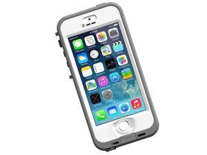 LifeProof iPhone 5S 5 NUUD Case White Clear