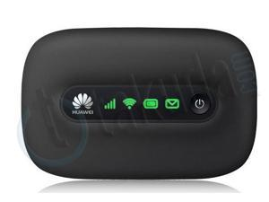 Huawei E5331 3G GSM 21 Mbps Wifi Wireless Mobile Hotspot Router(Black)