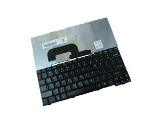 WIFEB Laptop Keyboard for Lenovo Ideapad S12 Series Laptop Black