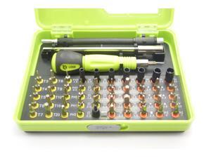 53 in 1 Multi Purpose Precision Repair Tool Screwdriver Set for Mac iPhone iPad Samsung PC Notebook Mobile Phone PDA TV