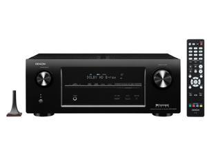 Denon AVR-X3000 7.2-Channel Home Theater Receiver
