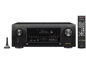 Denon AVR-X4300H 9.2 Channel Full 4K Ultra HD AV Receiver