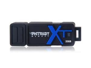 Patriot 32GB USB Flash Drive (Black)