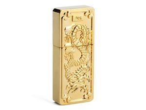 16GB Dragon Style USB Flash Drive (Gold)