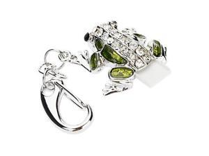 32GB Metal and Jewelry Style Frog USB Flash Drive