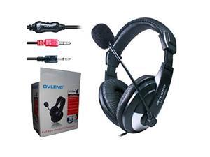 OVLENG Over-Ear Headphones for PC with Mic OV-L750MV