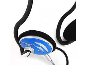 Over-Ear Stereo PC Headset with Mic and Volume Control
