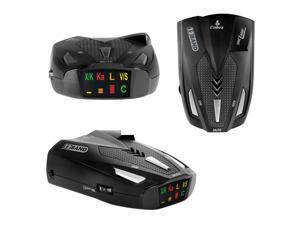 Cobra Performance SSR 90 Extra-Sensory Radar Laser Detector with VoiceAlert