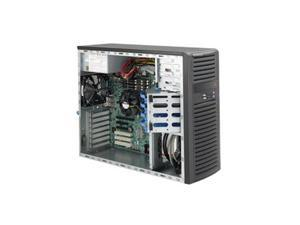 Supermicro Superchassis Cse-732D4-903B 900W Mid-Tower Sever Chassis (Black)