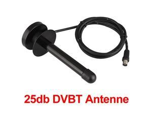 25dB DVB-T TV HDTV Signal Amplifier Cable Aerial Antenna 1.5m