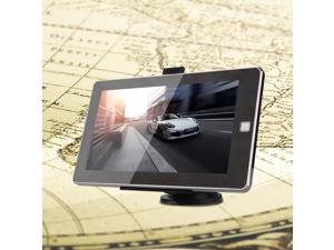 """Car 7"""" Touch Screen GPS Navigation FM RAM 128MB 4GB with North America Map"""