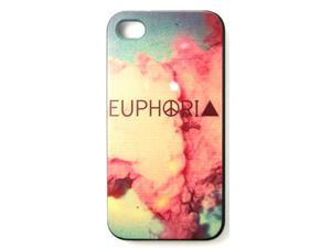 Euphoria and Cloud Phone Case Cover For iPhone 4 iPhone 4S