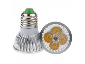 LED 4*3W E27 Dimming light LED Spot light Bulbs High Power Downlight Warm White