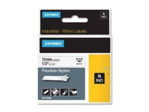 "DYMO by Pelouze 18488 1/2"" WH - Nylon ( for ALL Models )"