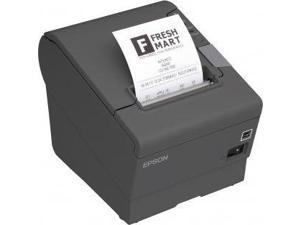 Epson C31CA85791 Tm-T88V-I, Omnilink Thermal Receipt Printer, Tm-I Interface, Serial, Epson Black, Includes Power Supply