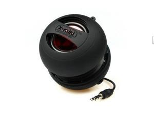 New X-Mini II Capsule Speaker black portable phone Computer mini speaker(black)