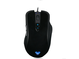 Hero Alliance  Laser 7D Professional  Gaming Mouse with Free Mouse-Pad
