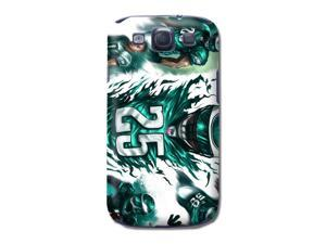 Samsung Galaxy S3 Nfl Football Philadelphia Eagles Design Hard Case Cover Protect Your Phone - Mobile Phone Accessories