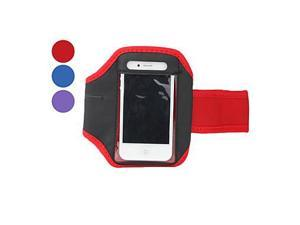 Sporty Armband Running Cover Case for iPhone 4 and 4S (Assorted Colors)