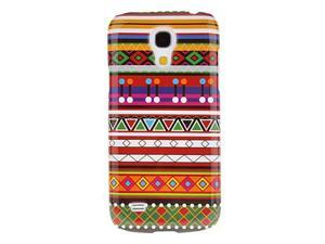 Color-Bar Pattern Protective Hard Back Cover Case for Samsung Galaxy S4 Mini I9190